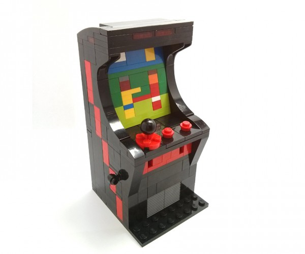 LEGO Retro Arcade Machine: Stud Operated
