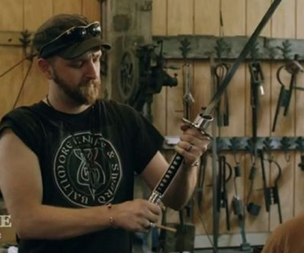Star Wars Lightsaber Katana Combines Two Amazing Weapons