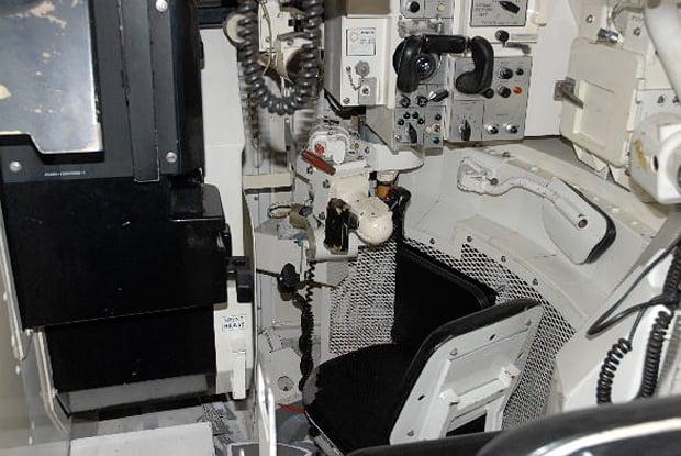 m1 abrams tank gunner pc joystick by mrtheox 2