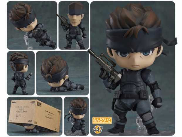 metal gear solid snake nendoroid action figure by good smile 620x465