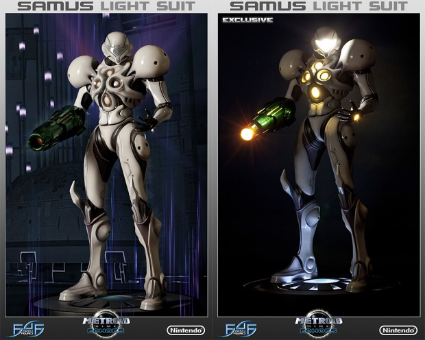 metroid-samus-light-suit-statue-by-first-4-figures