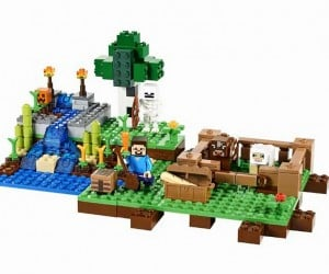 New LEGO Minecraft Sets Get Official Minifigs
