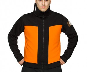 Naruto Track Jacket Is Now Shippuden