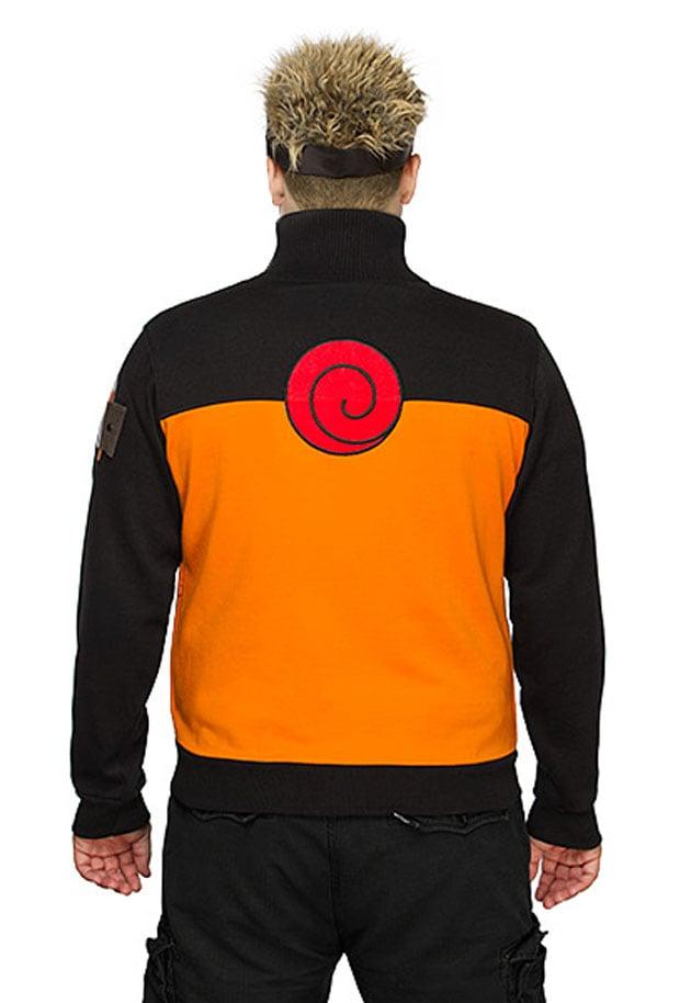 Naruto Track Jacket Is Now Shippuden Technabob