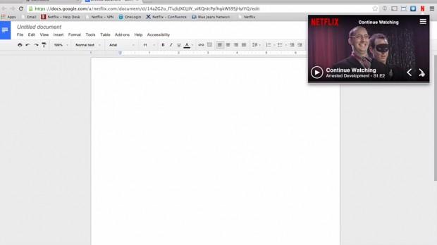 netflix-mini-chrome-browser-extension-by-Adam-Butterworth,-Paul-Anastasopoulos-and-Art-Burov