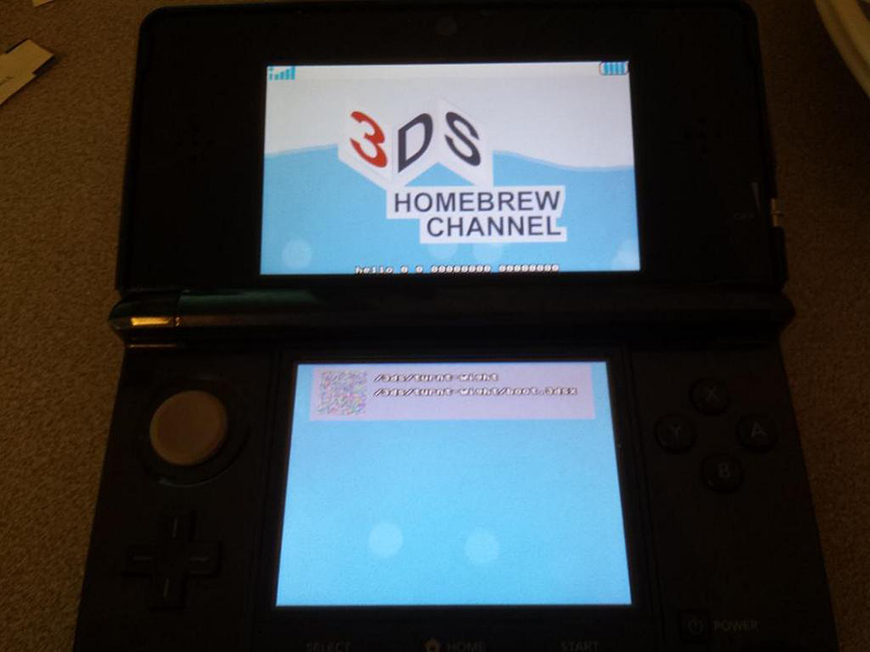 Nintendo 3DS Homebrew Channel Won't Need Flash Cart or Play