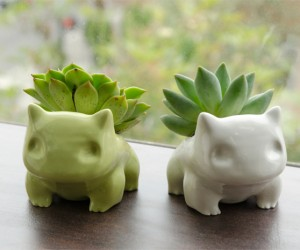 Pokémon Bulbasaur Planter: Potted Monster