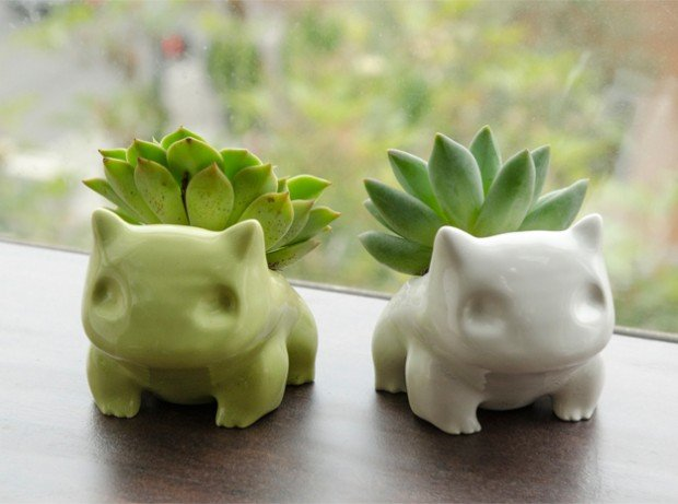 pokemon bulbasaur planter by shamefulsquid 620x461