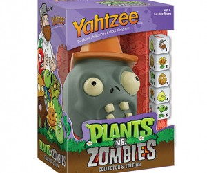 Plants vs. Zombies Yahtzee: Zahmbiee!