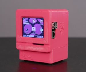 Raspberry Pi Macintosh Emulator: Little Mac