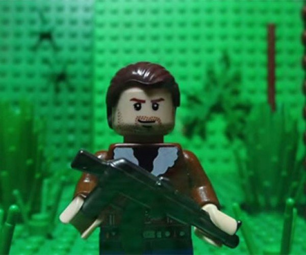 The Walking Dead Season 5 Gets LEGO Trailer