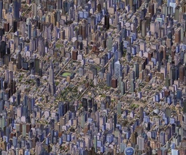 SimCity 4 Region Has Nearly 108 Million Residents: A Game to Kill For