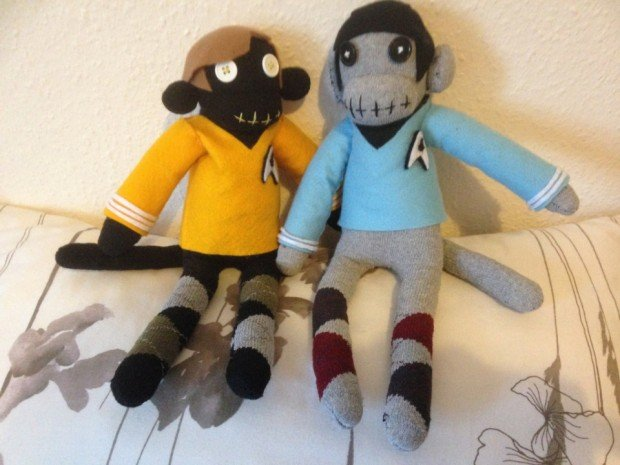 spock monkies
