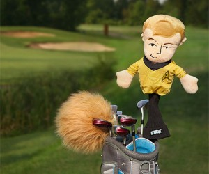 Star Trek Golf Club Covers: The Cover with Tribbles