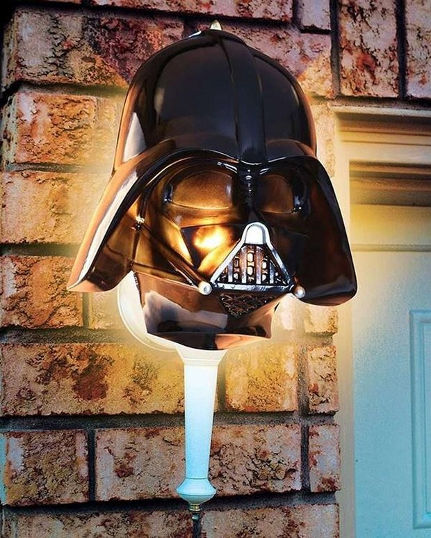 star wars porch light