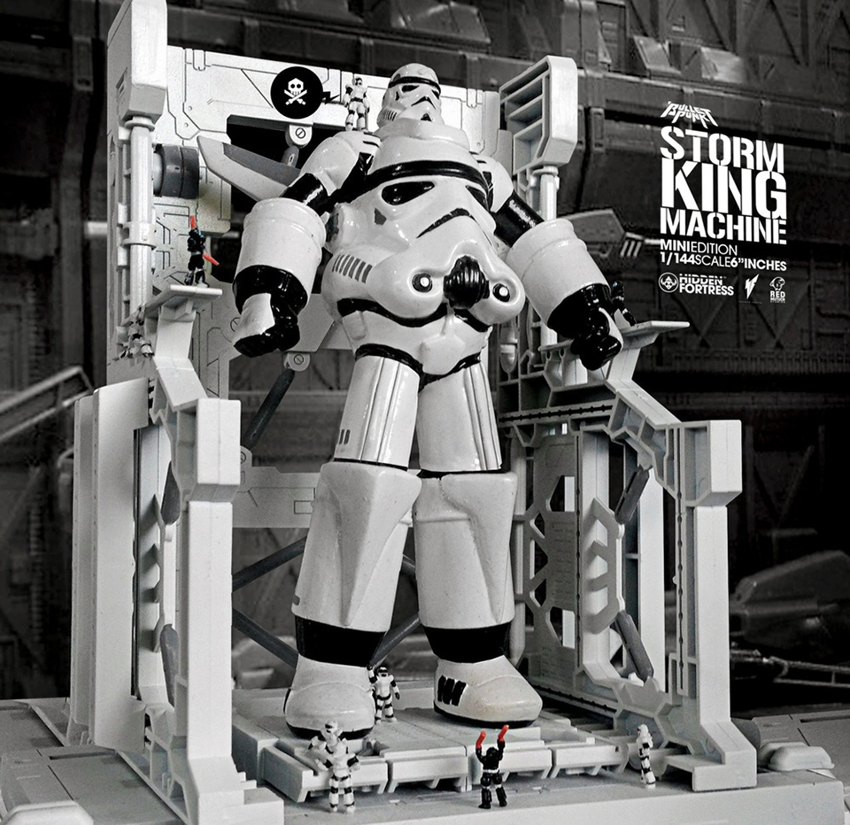 Star Wars White Robot Star Wars Stormtrooper Robot