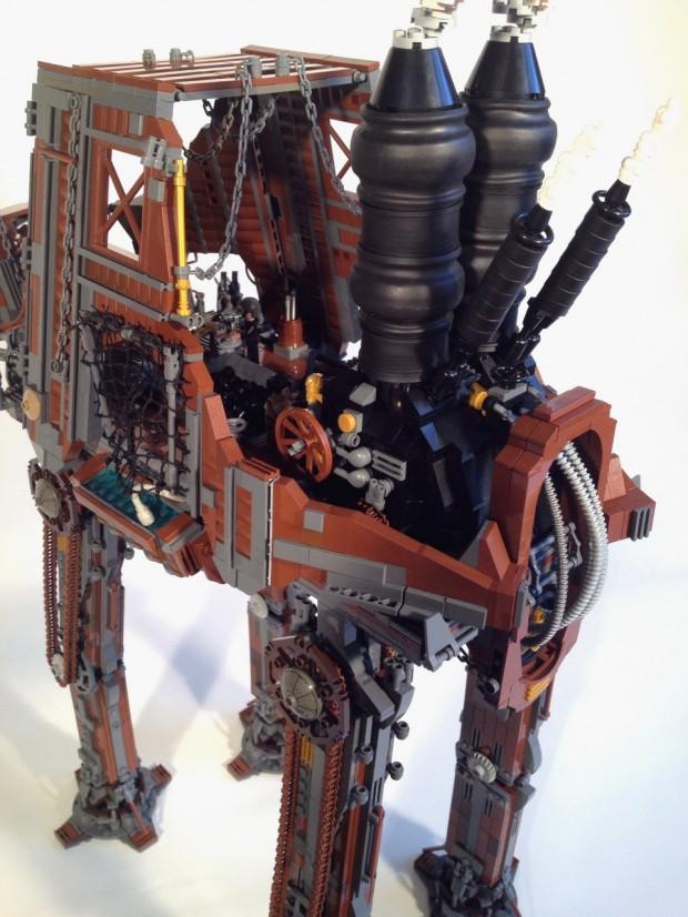 steampunk atat3