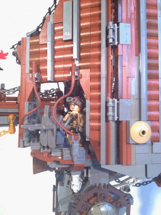 steampunk atat4