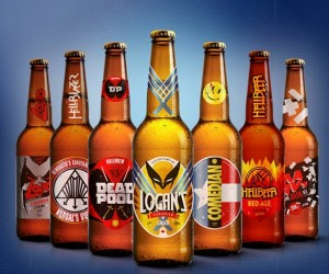 Superhero Beer Sadly Will Not Give You Powers