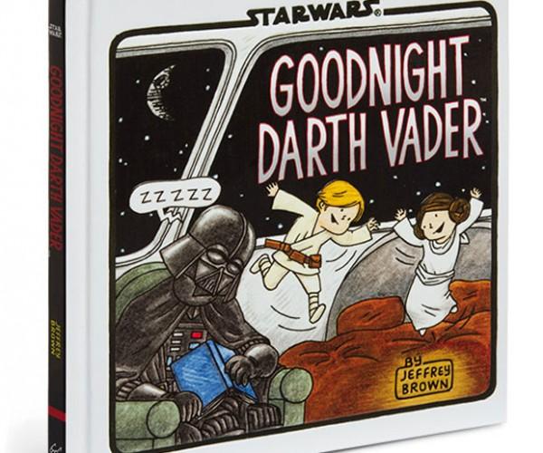 Good Night Darth Vader Book: Force Sleep