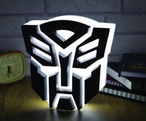 Transformers Autobot USB Light: Lampus Minimus