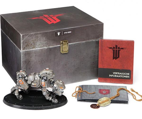 Wolfenstein: The New Order Panzerhund Edition Celebrates the Game