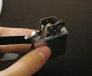 Zippo Remote Control: Need a Light Switch?