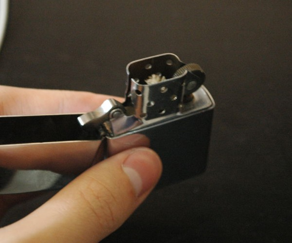 Zippo Remote Control: Need a Light Switch?