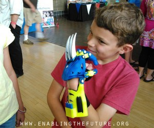 3D Printed Wolverine Prosthetic Hand: Healing & Badass Factor