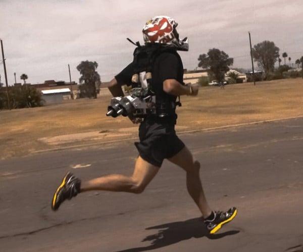 Jetpack to Increase Speed & Agility: Slightly Advanced Warfare
