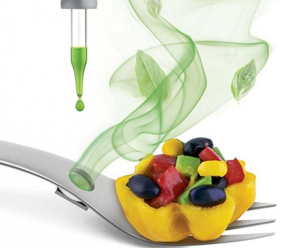 Volatile Flavoring Kits Add Different Food Scents: Smell the Rainbow
