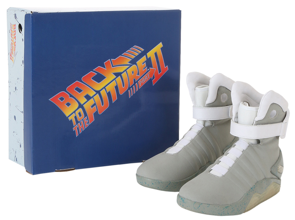 How Much Will Nike Back To The Future Shoes Cost
