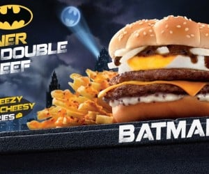 Mcdonald's Hong Kong Serves up Justice League Themed Meals