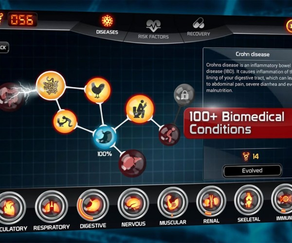 Bio Inc. Game Infects Humanity (and Androids)