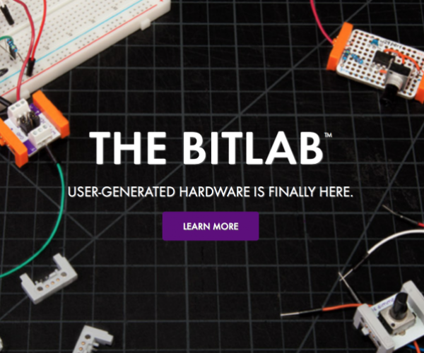BitLab: Crowdsourced Modules For LittleBits
