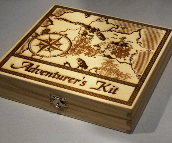 Adventurer's Kit: D & D with Style