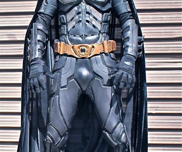 Batman Dark Knight Costume: Turnkey Superhero
