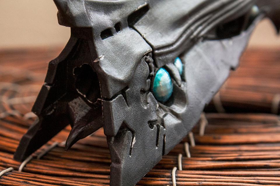 Destiny Thorn Fan Made Replica Engrammatically Correct