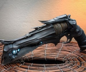 Destiny Thorn Fan Made Replica: Engrammatically Correct