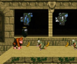 Modder Turns Doom into Donkey Kong Country