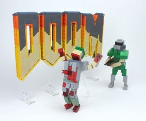 LEGO DOOM is a Game That Should Happen