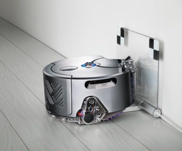Dyson 360 Eye: It Sucks Way More Than a Roomba… In a Good Way