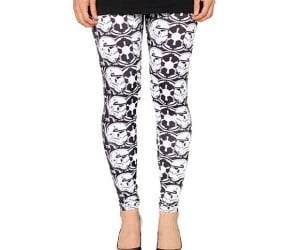 Star Wars Empire Leggings: Even Vader Likes Yoga Pants