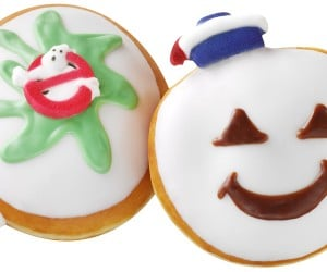 Krispy Kreme Is Going to Make Ghostbusters Donuts