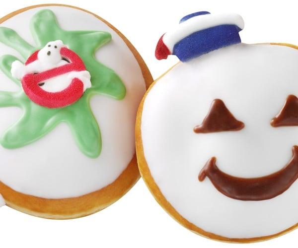 Krispy Kreme Is Going to Make Ghostbusters Donuts