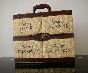 Game of Thrones Wine Set: GoT Wine?