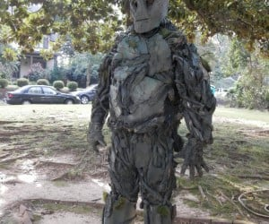 Make an Awesome Groot Costume for Just $62
