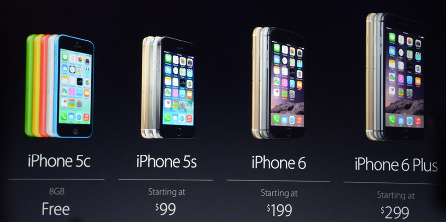 cost of iphone 6s iphone 6 and iphone 6 plus price release date and specs 13894
