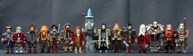 lego-lord-of-the-rings-thorin-oakenshield-company-by-Pate-keetongu