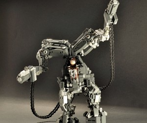 LEGO Matrix Armored Personnel Unit: There is No Armor